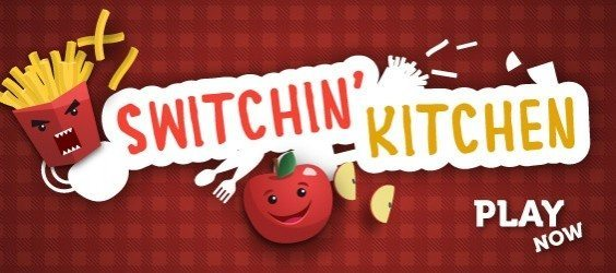 Switchin' Kitchen - ALL Blog Image